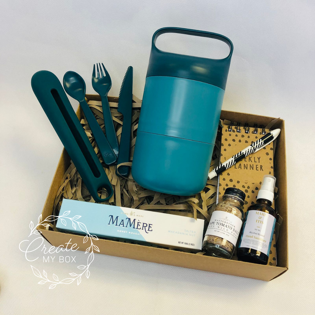 Eco Lunch On-The-Go Ocean Blue