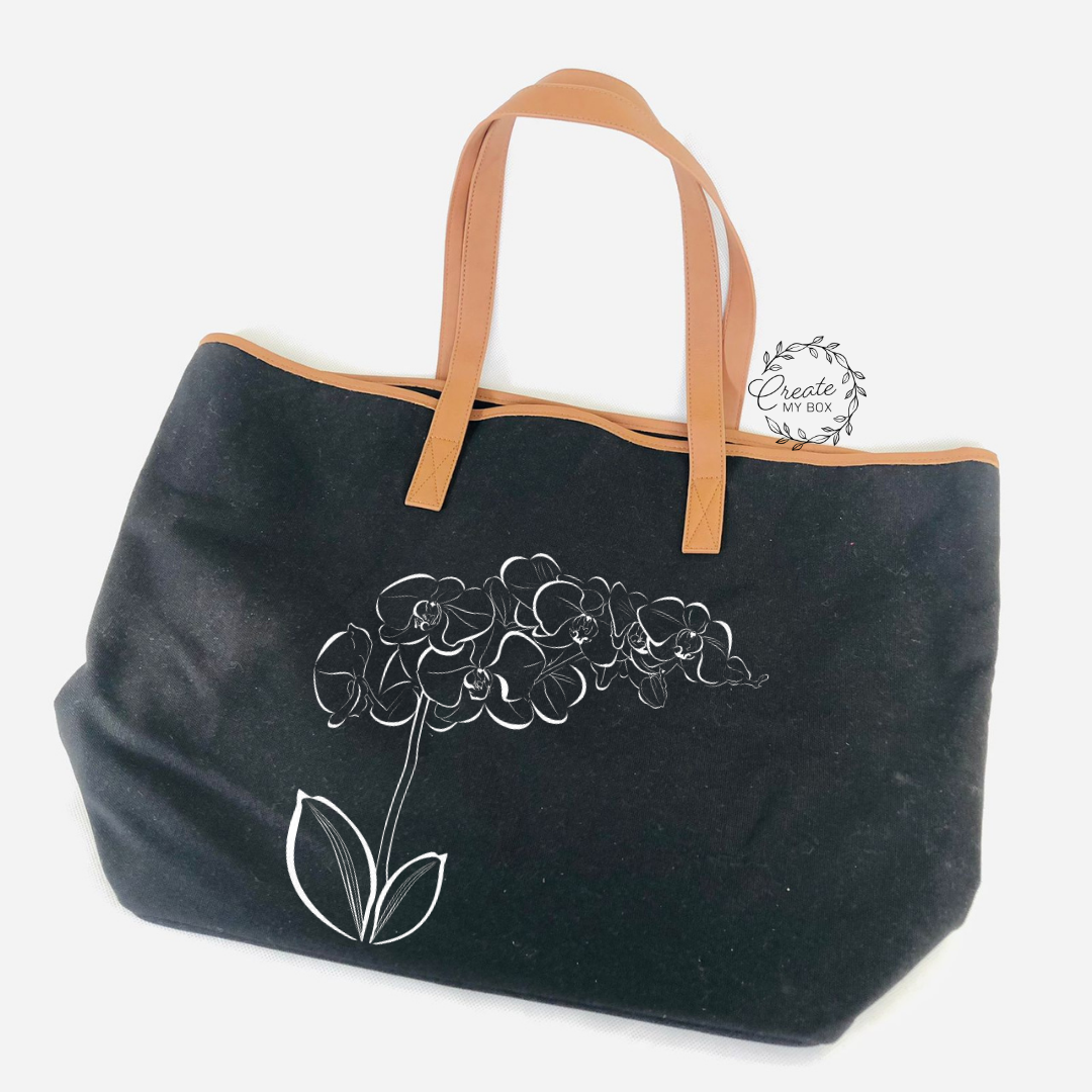 Plain Colour Bags (6)