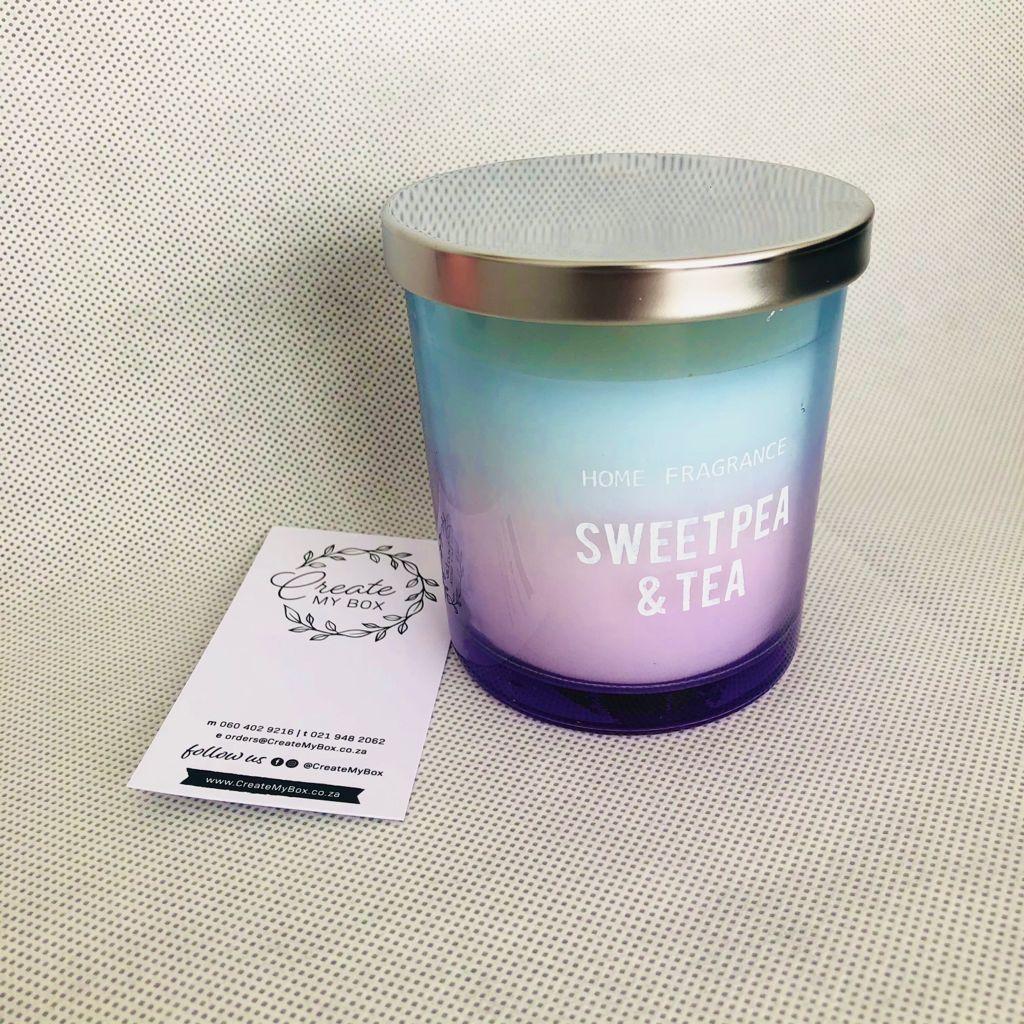 Candle – Sweetpea & Tea