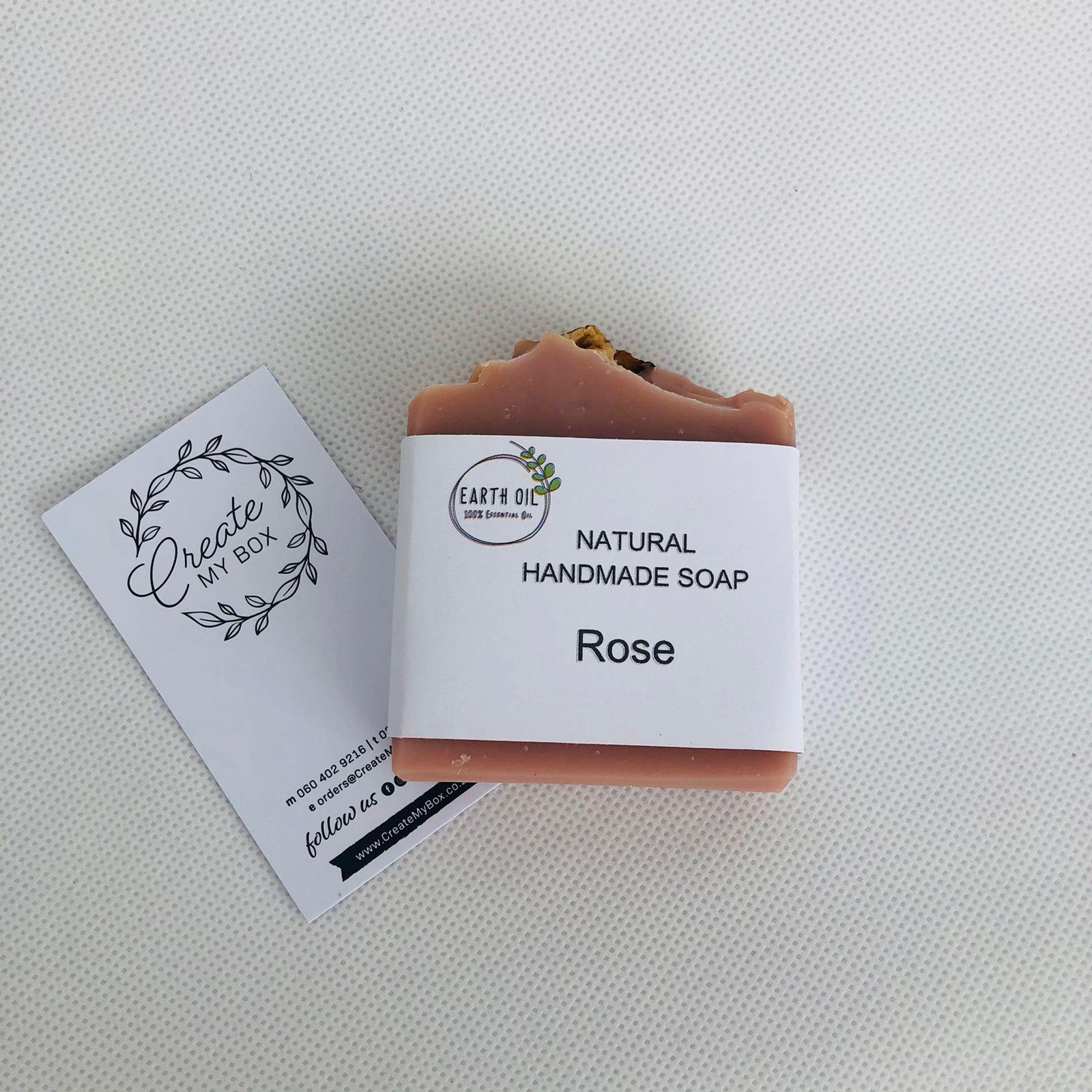 Soap – Rose