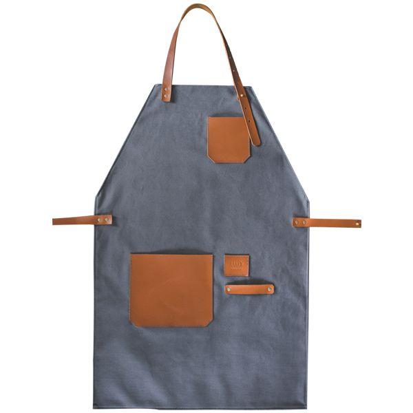Canvas & Leather Apron