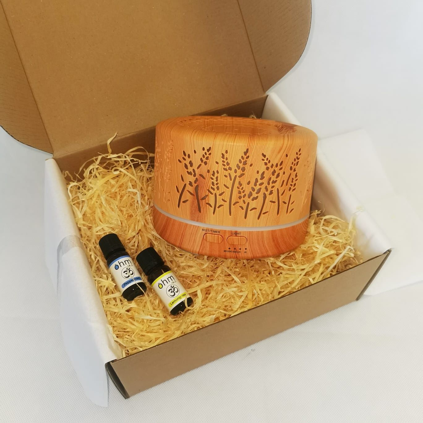 700ml Diffuser With Essential Oils